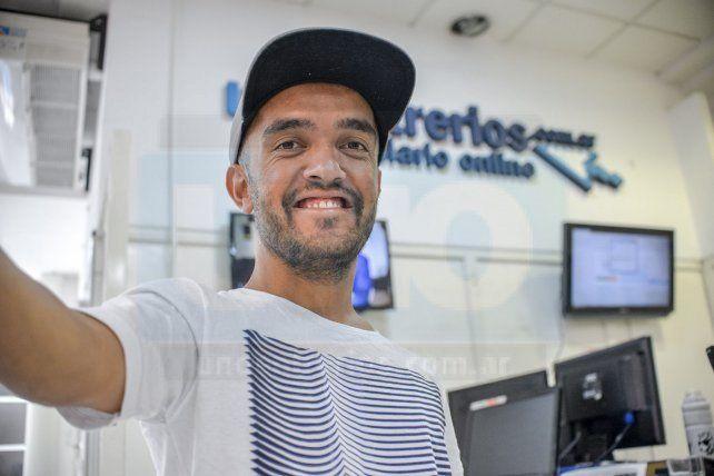 La Selfie: Ángel Ielpo