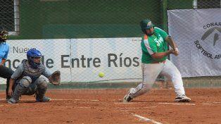 Sóftbol: El Nacional de Clubes sigue en pleno desarrollo