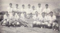 Del recuerdo. Uno de los equipos que formó el gran Héctor Juan Romero en su larga enseñanza