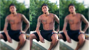El desnudo de Neymar que encendió Instagram