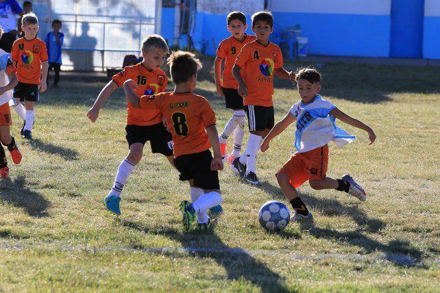 Las mejores fotos del torneo de fútbol infantil que se jugó en Don Bosco