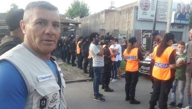 Carlos Enrique: Un Loco suelto en Liniers