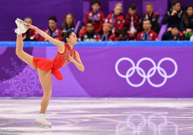 Juegos Olímpicos de Invierno: la patinadora que hizo historia con su salto
