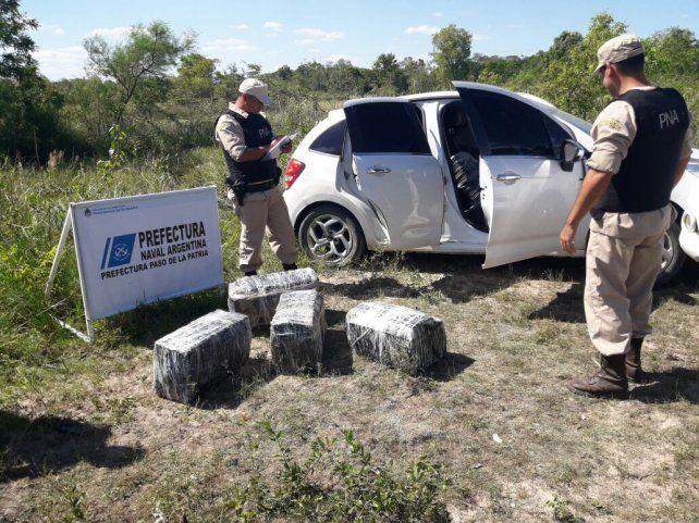 Operación narcocarnaval: incautaron más de una tonelada y media de marihuana en Misiones y Corrientes