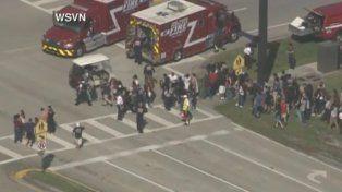 Tiroteo en una escuela en Florida: hay al menos un muerto y 20 heridos