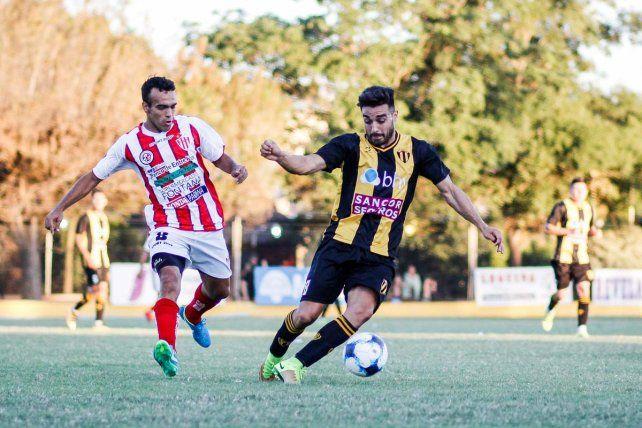 Se cortó la buena racha de Atlético Paraná