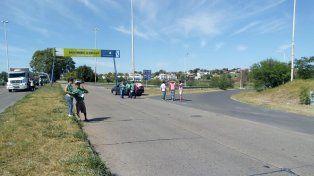 ATE y CTA Autónoma entregan volantes en el Túnel