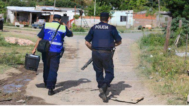 Búsqueda. El fugado del Copnaf de Viale cuenta con un pedido de localización.