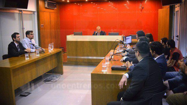 Integrantes de la barra fuerte de Patronato fueron condenados, pero no irán presos