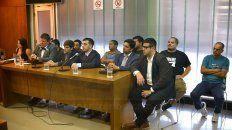 integrantes de la barra fuerte de patronato fueron condenados, pero no iran presos