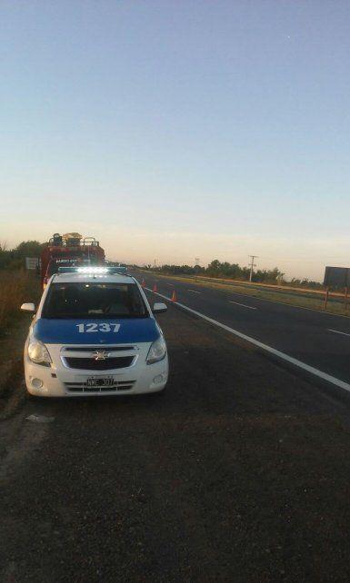 Cuatro personas resultaron heridas al chocar camioneta en la ruta 12