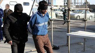 Ejecutan en Irán a tres jóvenes por delitos que cometieron cuando eran menores