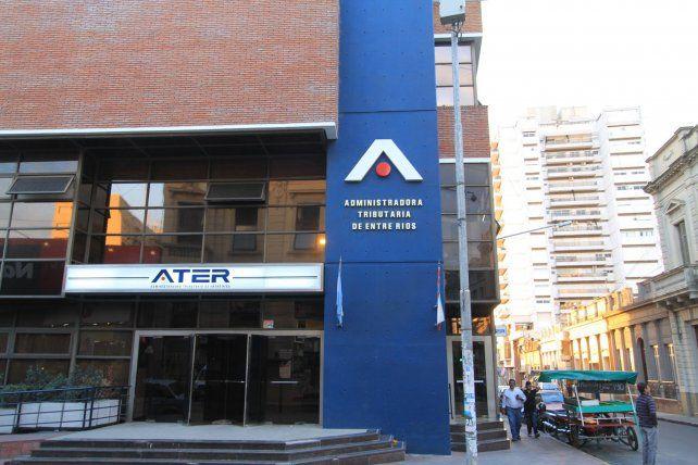 ATER advirtió a los contribuyentes. Foto UNO Archivo.