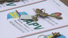 iapv realizo el sorteo de creditos para construir viviendas en lote propio