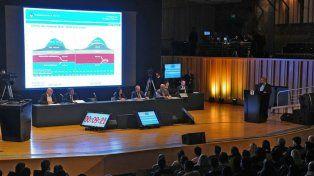 CARO. La instancia para las subas del gas en la provincia será en Buenos Aires