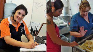 Una mujer dio a luz con instrucción telefónica de una operadora de emergencias