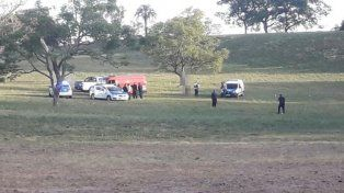 Dos jóvenes encontraron un hombre muerto en parque San Carlos