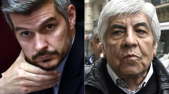 Peña cruzó a Moyano: Quieren que el Gobierno fracase para poder volver al poder