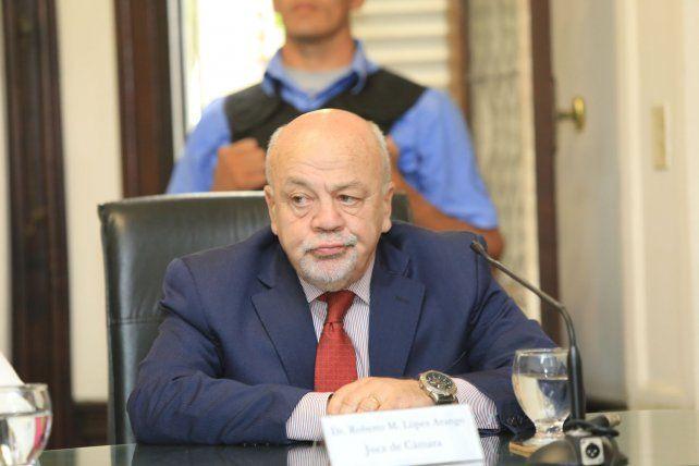 Sentencia. El juez López Arango acreditó el delito que casi tres años antes había denunciado un vecino.
