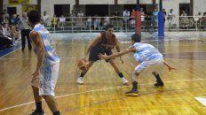 torneo federal de basquet: olimpia volvio al triunfo en su casa