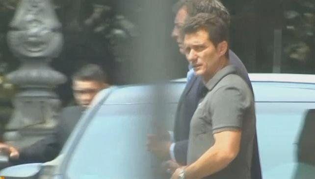 Guillermo y Macri se reunieron en la Casa Rosada