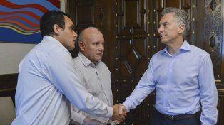 Macri recibió a la familia del cadete torturado y muerto en La Rioja