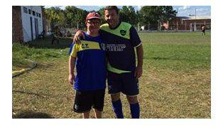 La integración lo llevó a ser ayudante de campo en dos equipos de fútbol