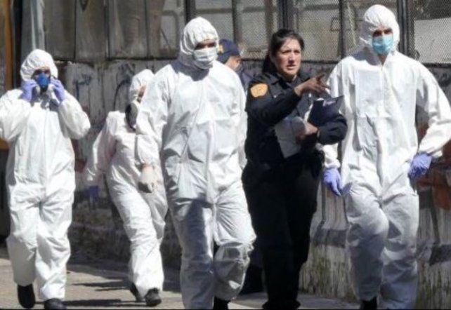 Villa Crespo: Hallaron muertas a dos mujeres en un departamento