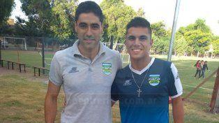 Diego Pesoa y Andrés López juegan el Sudamericano con la Selección Nacional de amputados