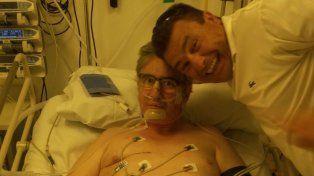 Se recupera el paranaense que recibió un trasplante unipulmonar