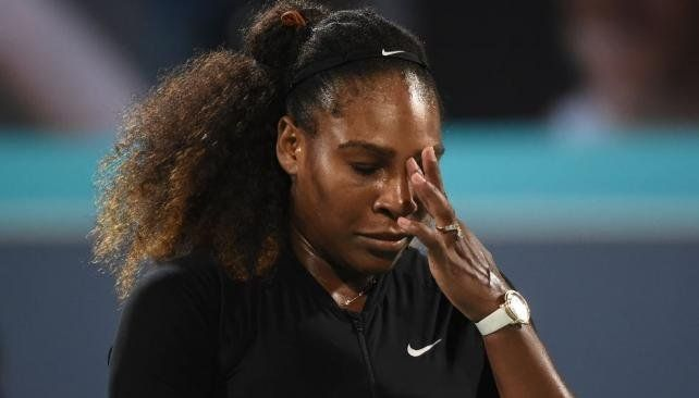 Serena Williams estuvo a punto de morir en el parto de su hija