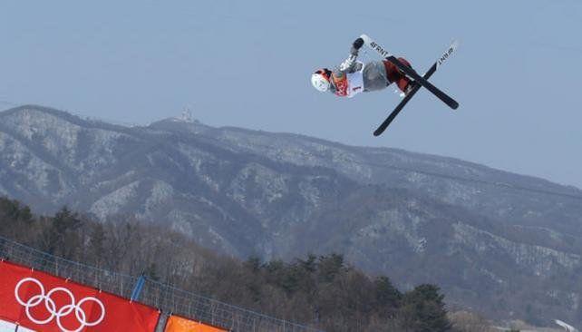 El hijo de un ex River fue plata en Pyeongchang