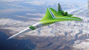 Diseñan en China un avión para unir Beijing y Nueva York en 2 horas
