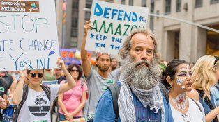 La defensa de la Amazonia ha provocado numerosas agresiones contra activistas indígenas y ambientalistas en los últimos años (Andy Parker / Getty)