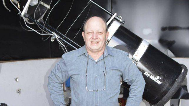 Histórico: un cerrajero registró descubrió una nueva supernova