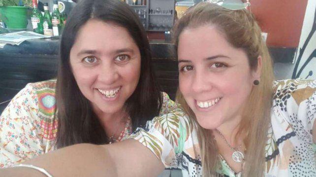 Nos casamos en Agosto?escribió Marita junto a una foto de las dos en la red social del pajarito.