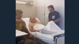 Jubilado sufrió un ACV tras recibir la factura de la luz tres veces más cara