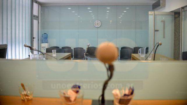 En una audiencia celebrada en los Tribunales de Paraná