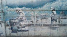 la historia del agua en parana