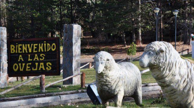 Las Ovejas se encuentra en el norte de Neuquén.