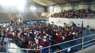 Alumnos de la Orquesta Río de los Pájaros actuarán en el Centro Cultural Kirchner