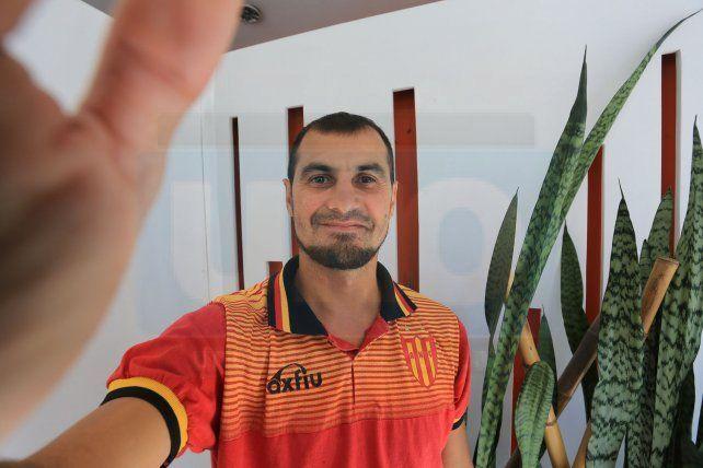 La Selfie: Pablo Albornoz