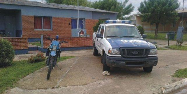 Fuentes policías confirmaron a UNO que la agresión se produjo entre La Criolla y Los Charrúas.