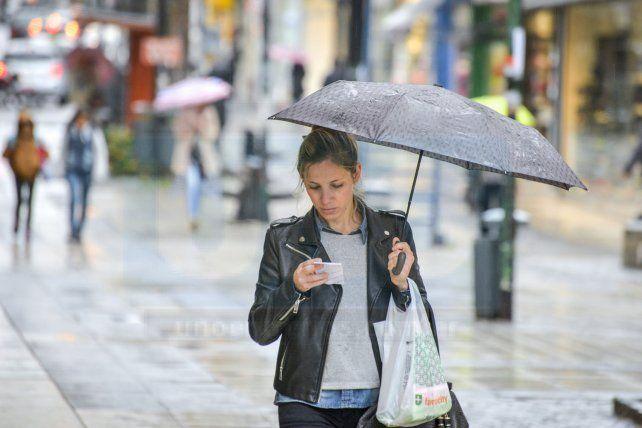 Febrero se despide con lluvias en toda la provincia