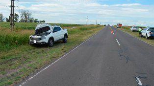 Fatal accidente que involucra al piloto del TC
