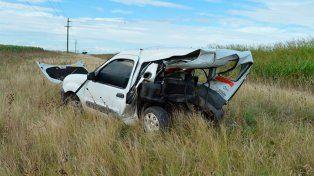 Fatal accidente que involucra al piloto del TC, Juan De Benedictis y su hermano