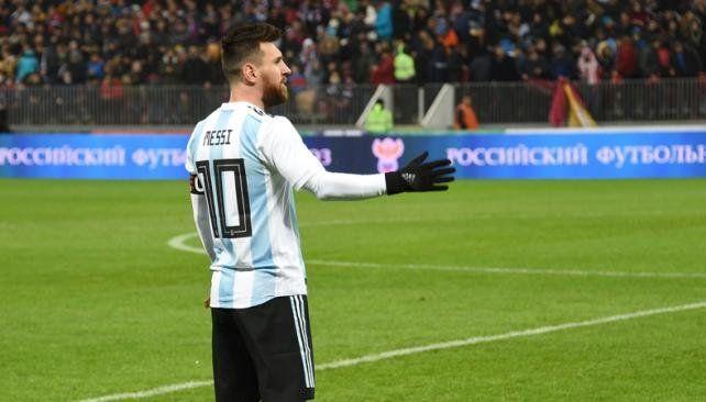 Argentina jugará un amistoso ante Israel antes del Mundial