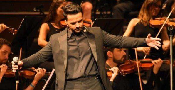 Luis Fonsi interpretó una versión sinfónica de Despacito en el Colón