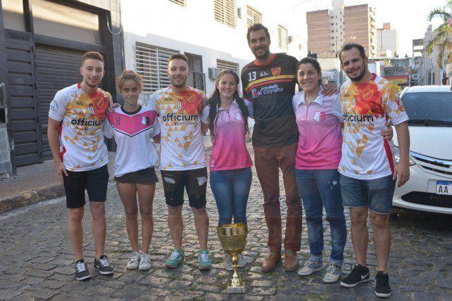 La felicidad de los campeones entrerrianos de futsal