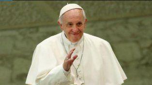 El Papa para la pelota